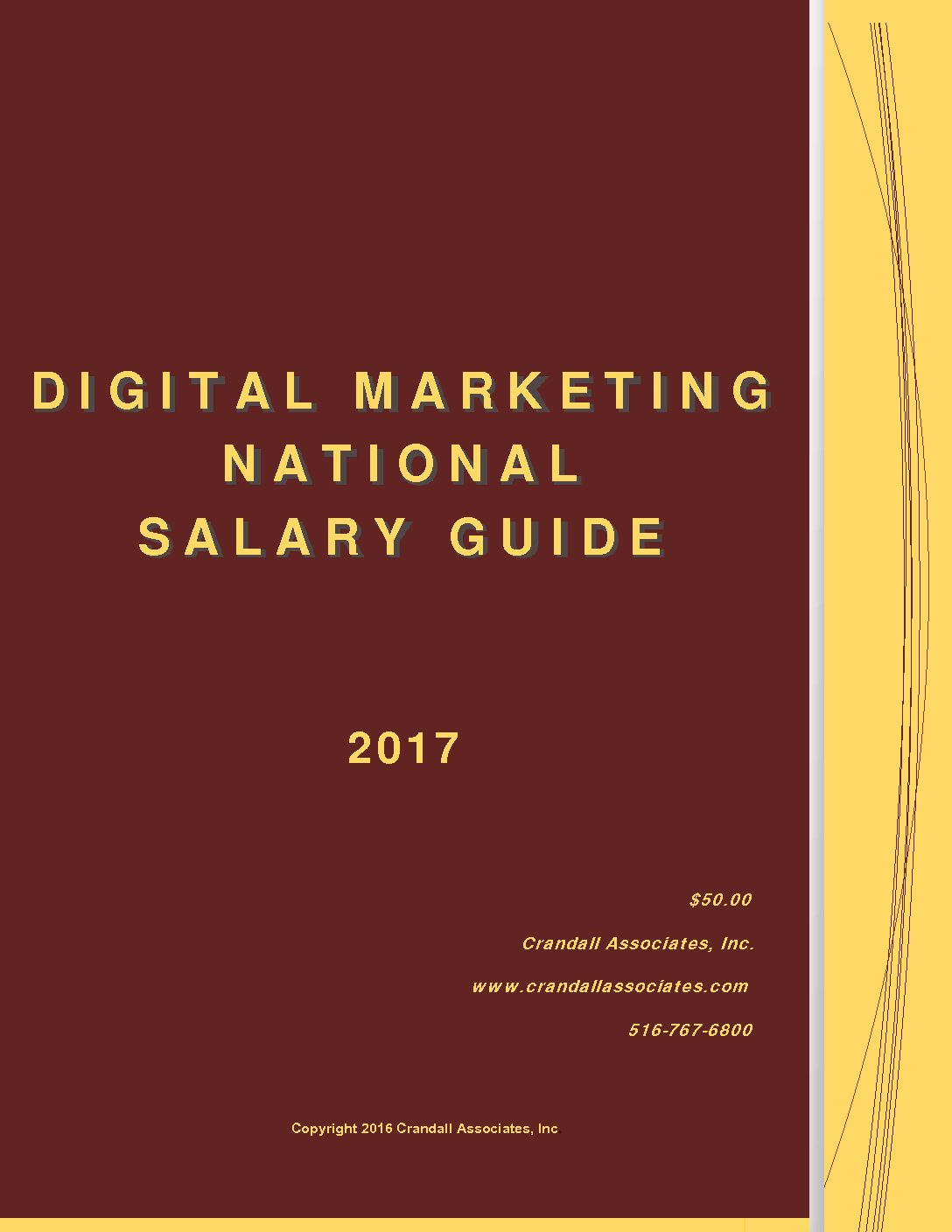 2017 Cover CAI Online Salary Guide