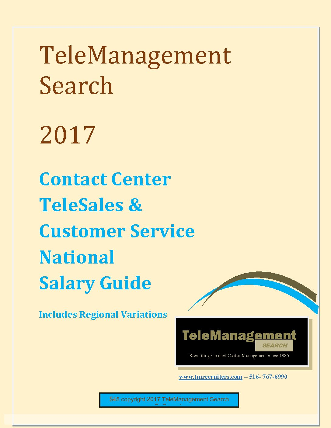2017 Cover TMS Salary Guide